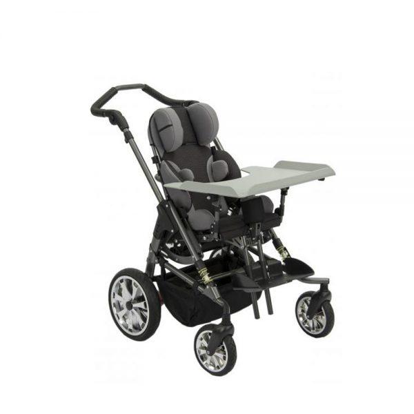 Bingo Evo stroller with tray