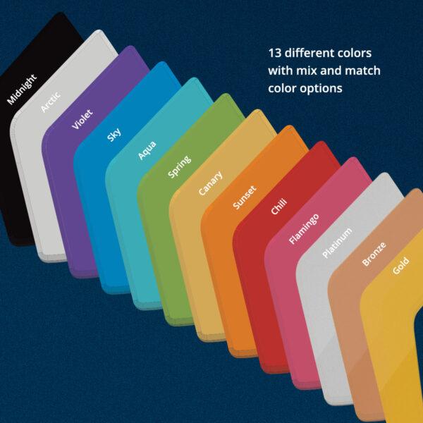 Permobil M Series colours at GTK