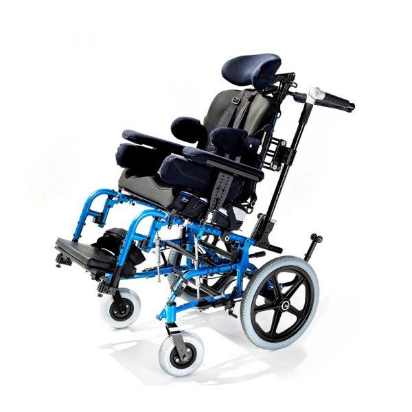 Invacare NXT tilt in space wheelchair