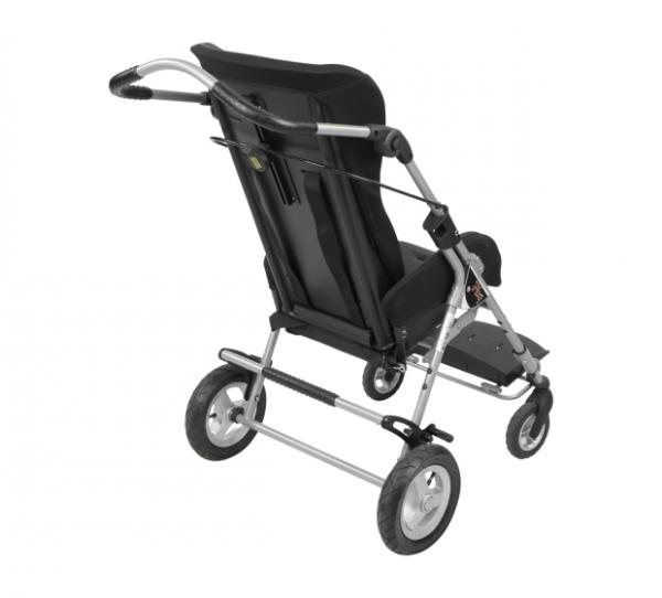 Pixi Stroller from rear
