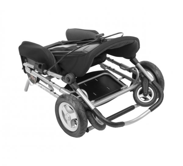Pixi Stroller Folded