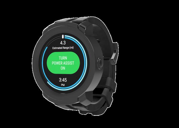 Smartdrive Pushtracker device