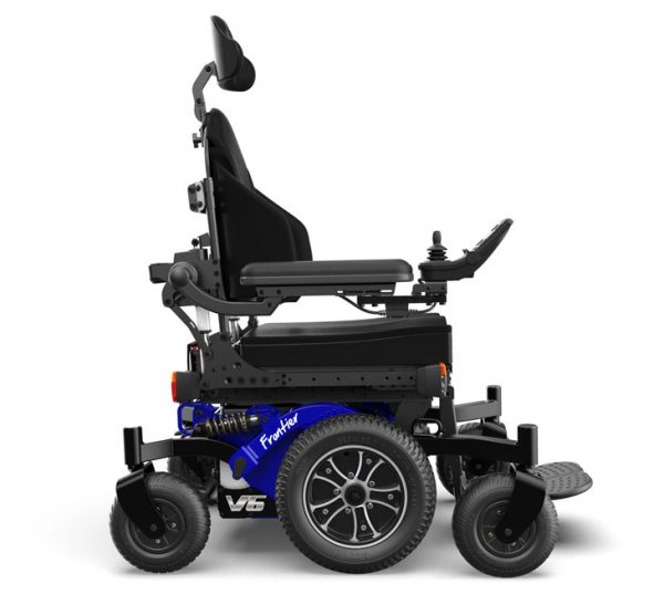 Magic Mobility V6 Hybrid Power Wheelchair