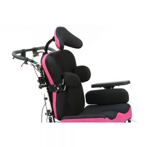 Spex Supershape Backrest - side view