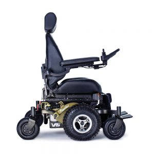Magic Mobility Frontier V6 AT - side view