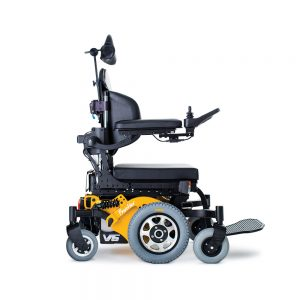 Magic Mobility V6 Compact 73 - side view
