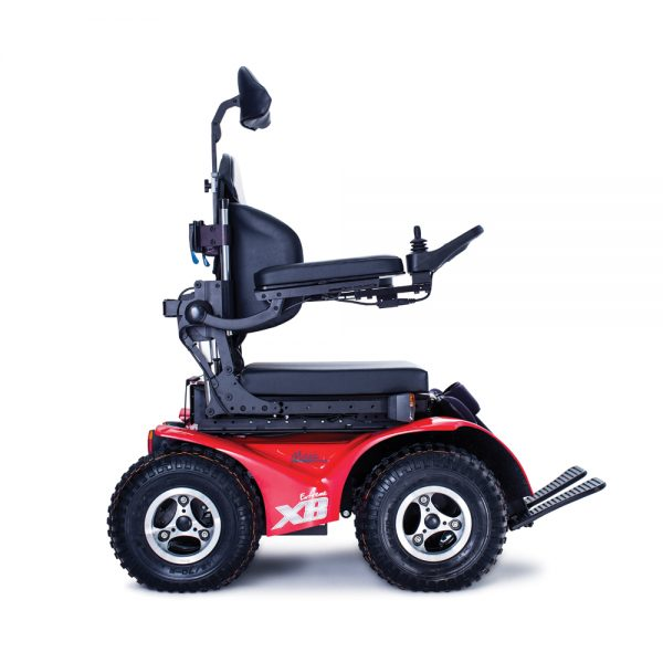 Magic Mobility Extreme X8 - side view