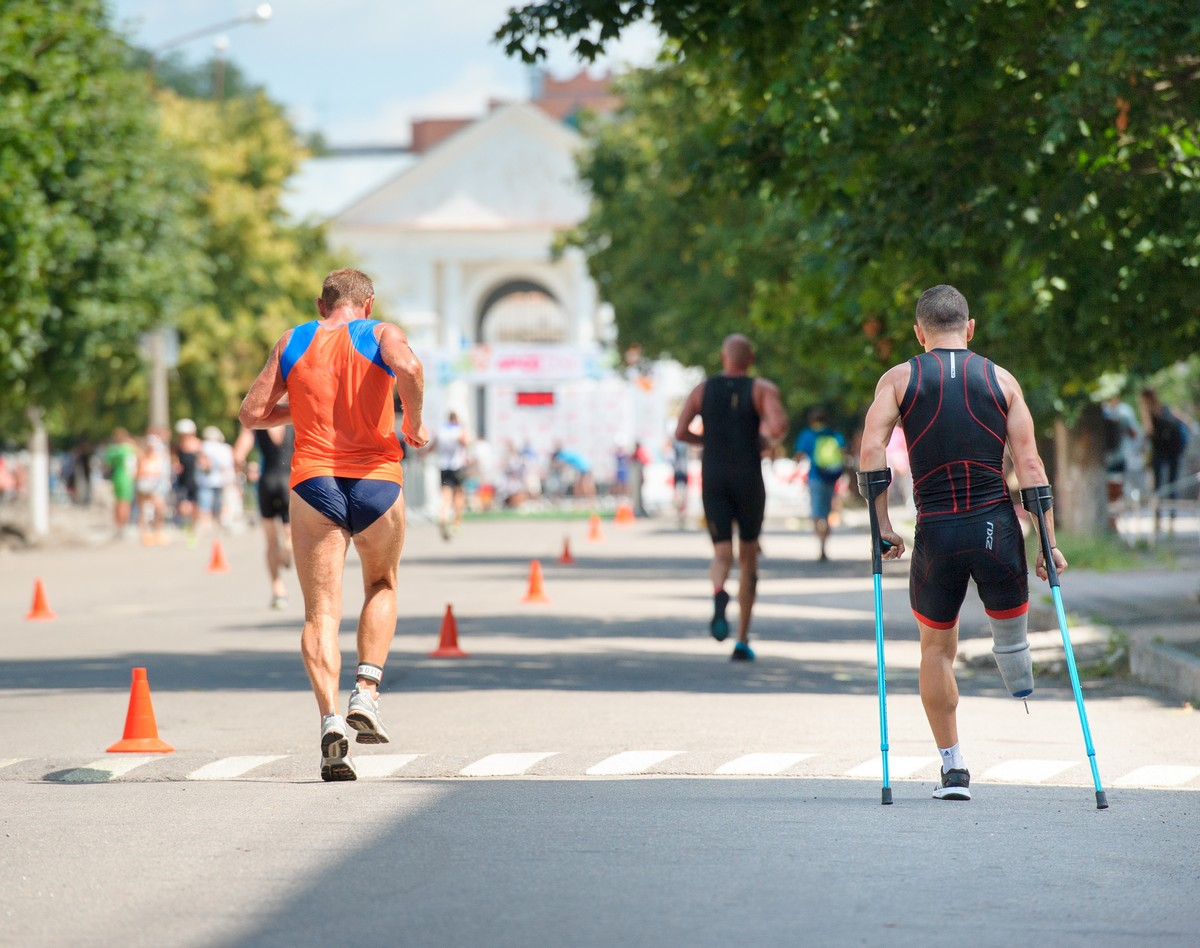 An Intro to the Paratriathlon