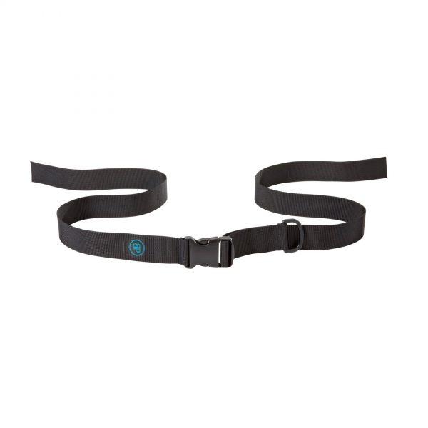 Bodypoint two point belt - side release buckle