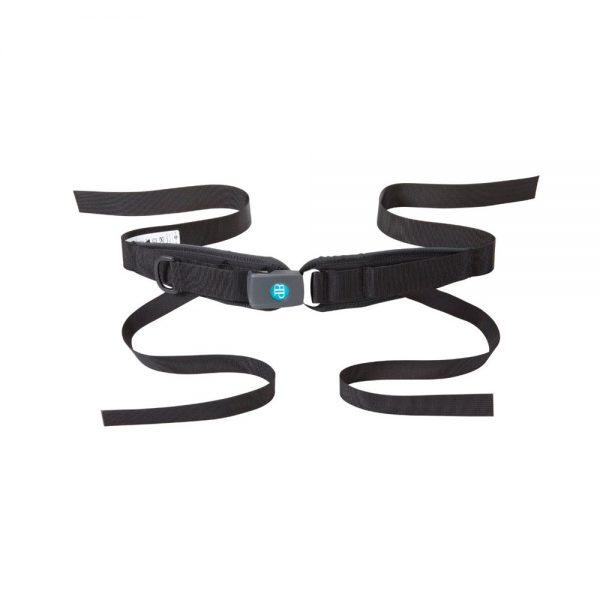 Bodypoint four point belt - push button buckle