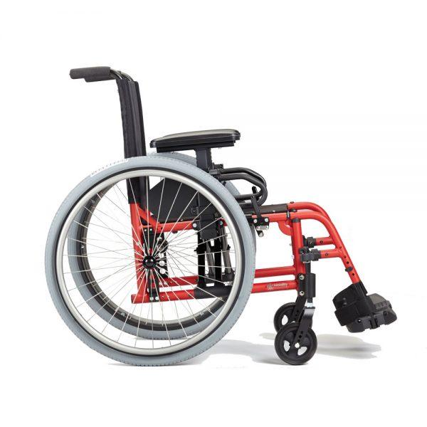 Ki Mobility Catalyst - side view