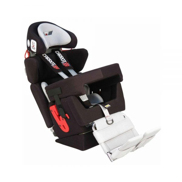 Medifab Carrot Car Seat with footplate