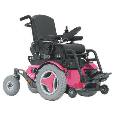 Powered wheelchairs - Kids Activewear