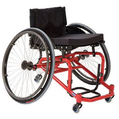 Recreational wheelchairs