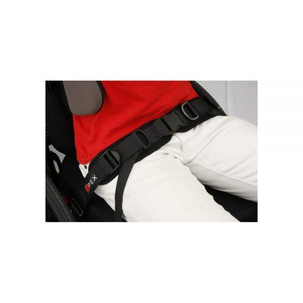 Medifab Spex four point belt - side release buckle