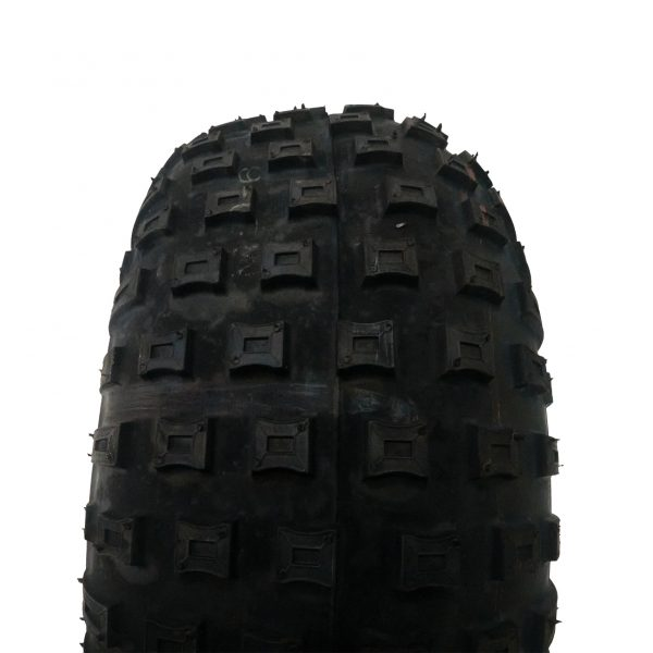 All Terrain pneumatic tyre for Magic Mobility - close up