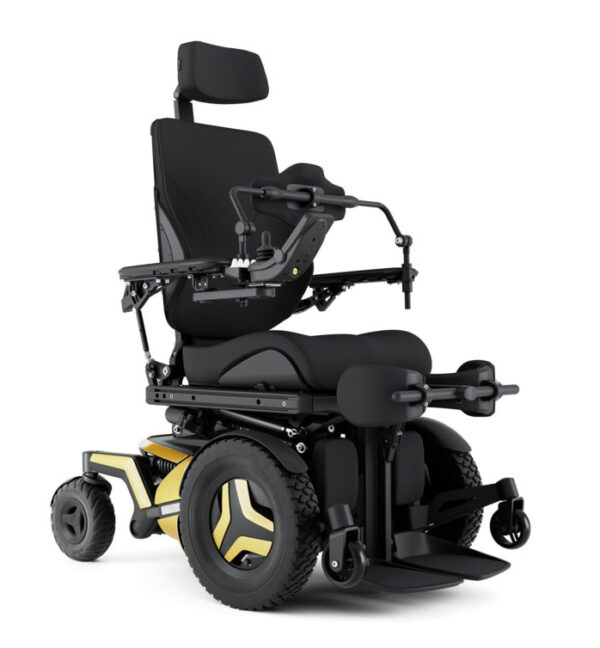 Permobil F5 VS power wheelchair