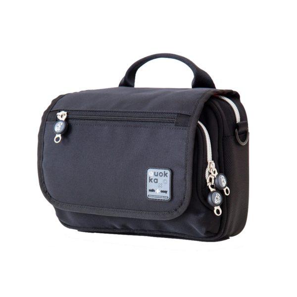 Quokka Horizontal Bag - Black