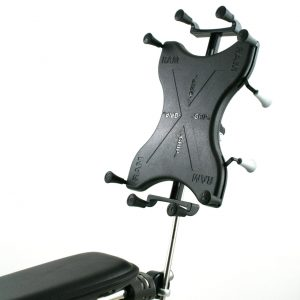 Permobil RAM X-Grip Tablet Holder