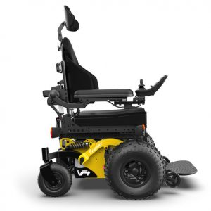 Magic Mobility Frontier V4 Off-Road Front Wheel Drive Power Wheelchair