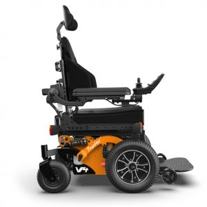 Magic Mobility V4 Front Wheel Drive Hybrid Power Wheelchair