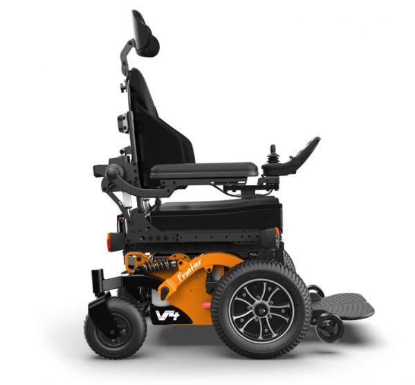 Magic Mobility V4 Front Wheel Drive Hybrid Power Wheelchair