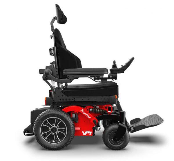 Magic Mobility V4 Rear Wheel Drive Hybrid Power Wheelchair