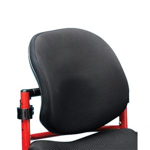 Ride Designs custom backrest