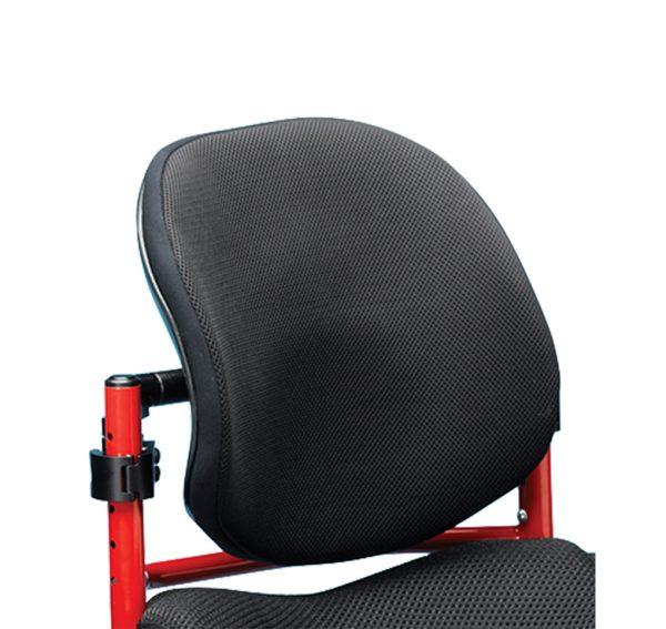 Ride Designs custom backrest