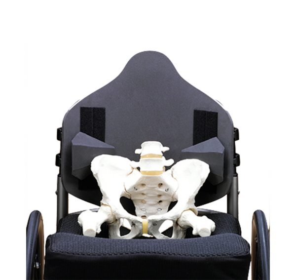 Ride Java Decaf back with pelvis position