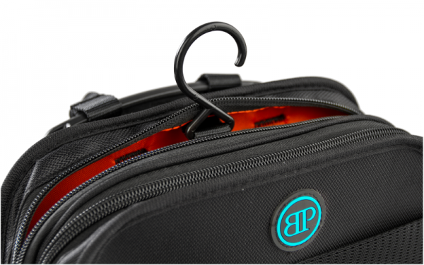 Bodypoint mobility bag with hook
