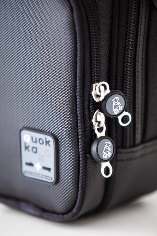 Quokka small bag - black - close up