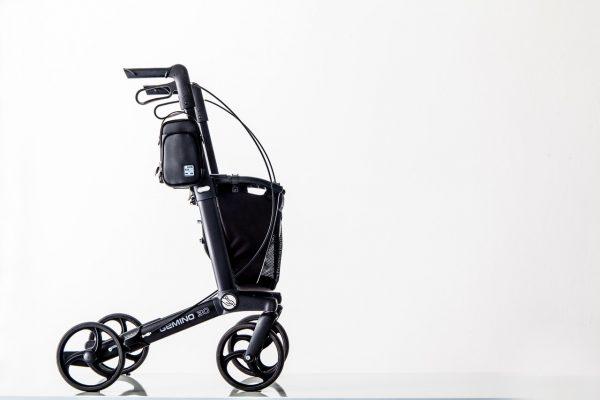 Quokka small bag - black - walking frame