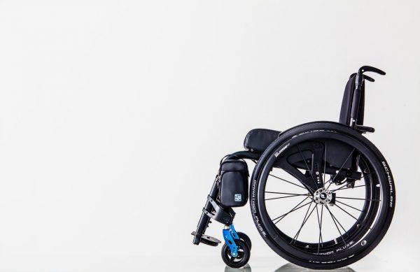 Quokka small bag - black - wheelchair