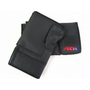 Wheelchair push and transfer gloves