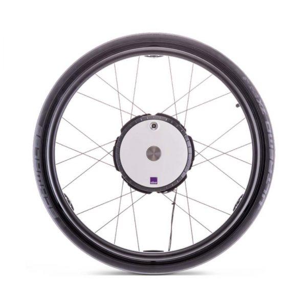 Alber Twion wheel
