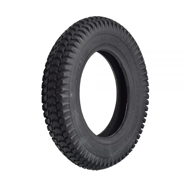 Pneumatic drive tyre- black