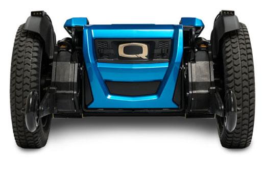 Quantum 4Front Power Wheelchair base