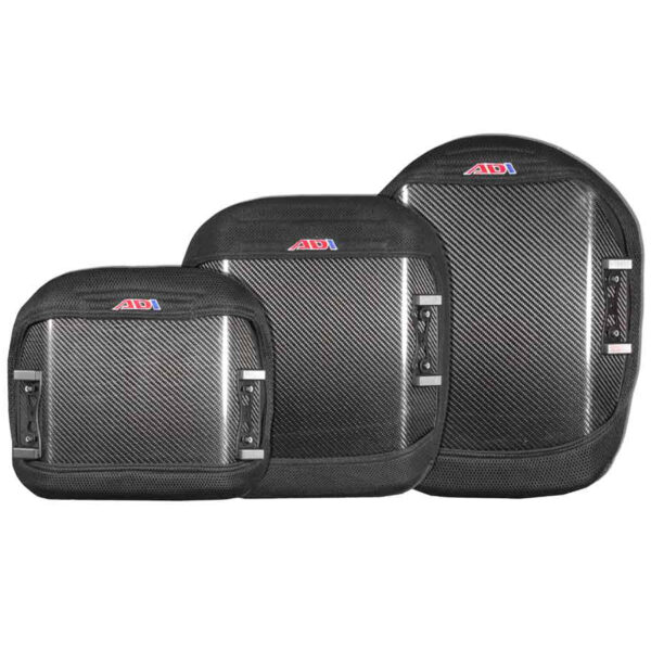 Stealth ADI Carbon backrest heights available