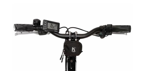 Klaxon Klick Electric - handlebar view