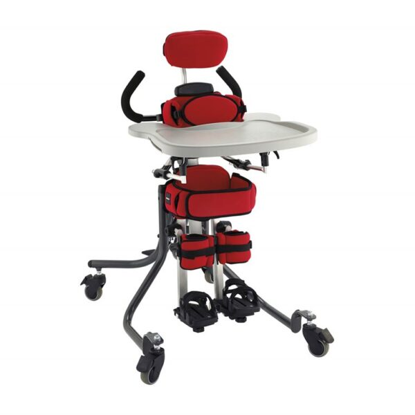 Squiggles Stander+ - front view