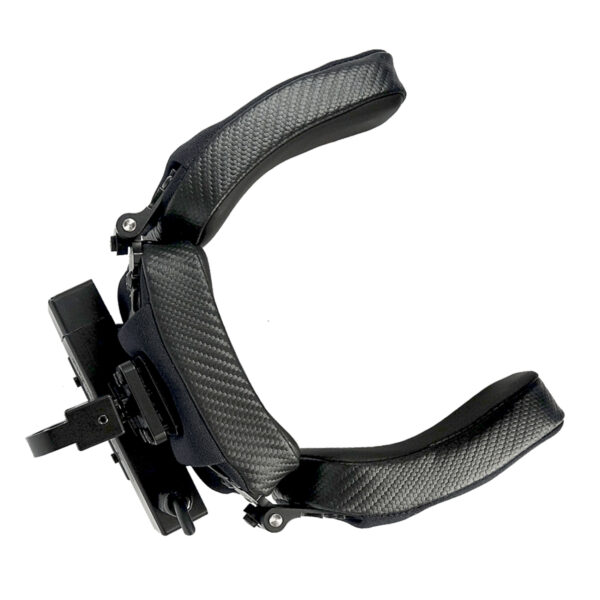Stealth i-Drive head array - top view