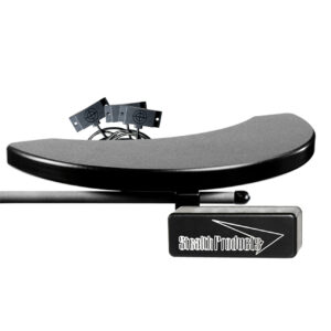 Stealth i-Drive tray with proximity switches