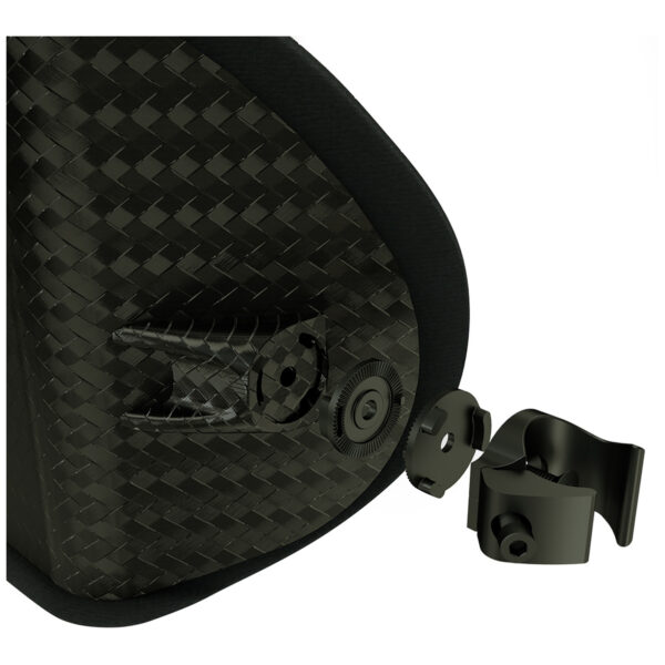 Roho Agility Carbon back support mounting hardware