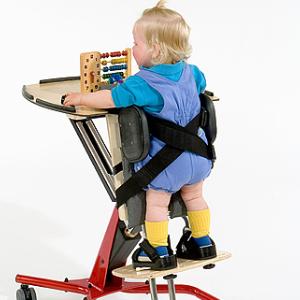 Rifton Prone stander - kneeboard