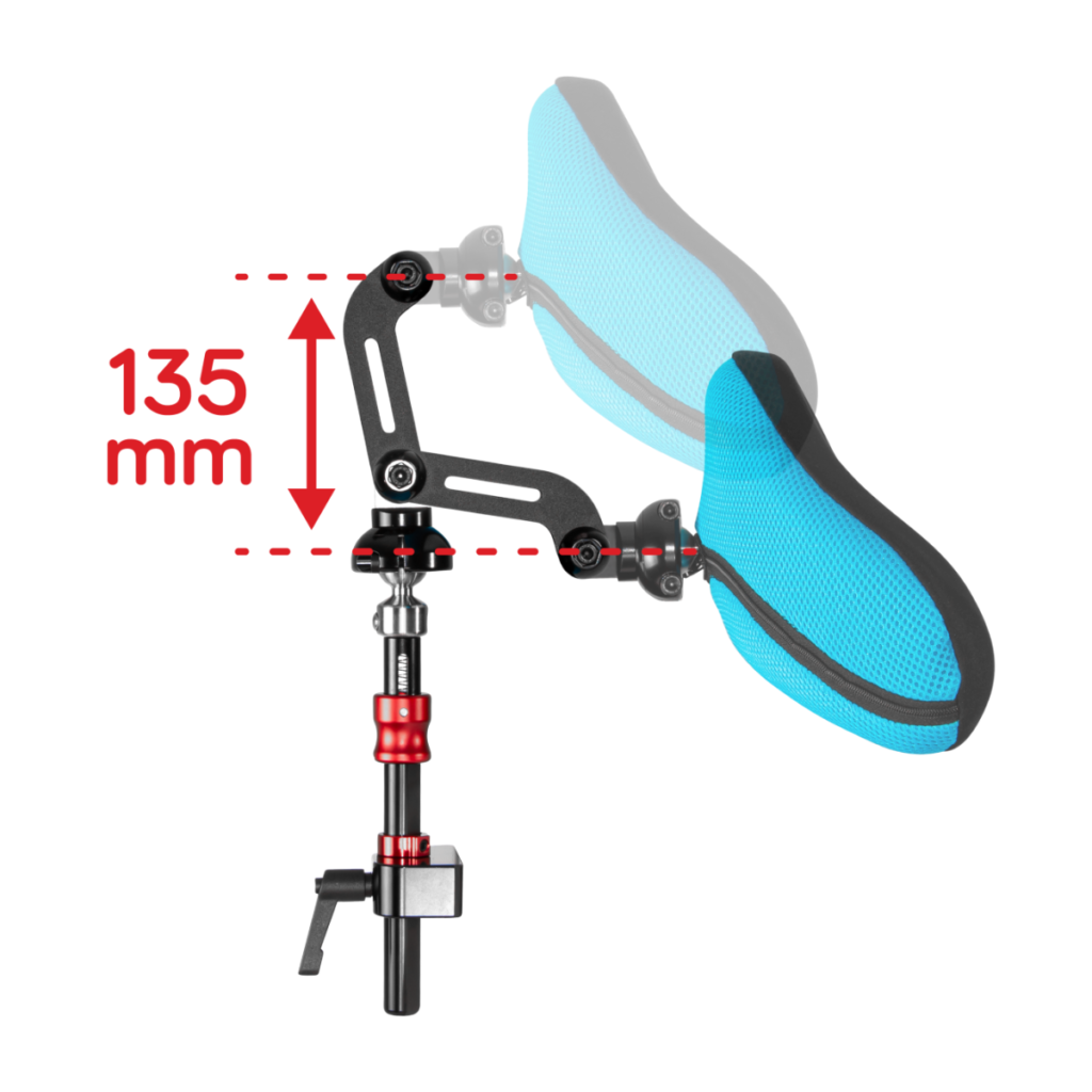 Stylo 160 mechanism height adjustment